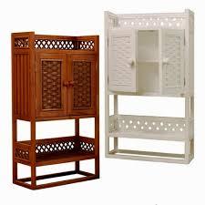 Wicker Bathroom Furniture Towel Cabinet For Bathroom Mullet Cabinet Custom Designed Bath
