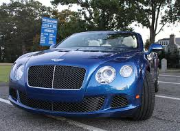 bentley coupe blue test drive bentley gt speed convertible business insider