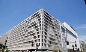siege banque mondiale horizontal immeuble de bureaux moderne dans le centre de rosslyn