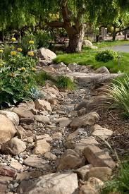 Country Backyard Landscaping Ideas by Best 25 Backyard Stream Ideas On Pinterest Garden Stream Pond