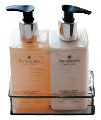 Ginger Bathroom Fixtures by Amazon Com Pecksniff U0027s Hand Wash And Body Lotion Set Ginger