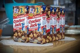 Personalized Cracker Jack Boxes Personalized Cracker Jack Boxes Images