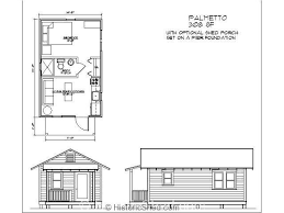 Tiny Guest House Tiny Guest House Floor Plans House Plan