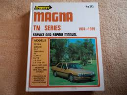 mitsubishi magna tn series workshop service manual u2022 aud 15 00