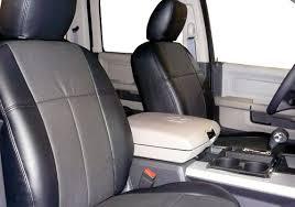 dodge ram center console cover leathercraft dodge ram seatskinz custom fit leather seat covers