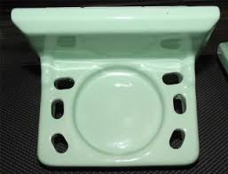 Vintage Green Ceramic Bathroom Fixtures Plumbing Accessories X 8 Ceramic Bathroom Fixtures