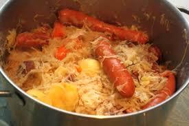cuisiner choucroute cuite la choucroute d hier à demain la cuisine à quatre mains