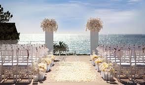 wedding arches san diego destination i do magazine features l auberge mar san diego