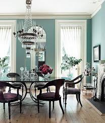 Colors For Dining Room Walls Top 25 Best Blue Dining Rooms Ideas On Pinterest Blue Dining