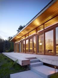 love the wood house in mulmur ontario canada by superkül inc