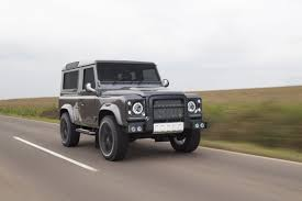 range rover icon land rover defender tuning nirvana hofele design silver bear s