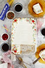 tres leches cake joy the baker