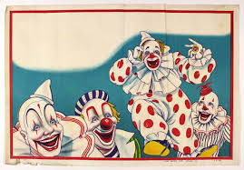 31 best clowns images on pinterest clowns vintage circus