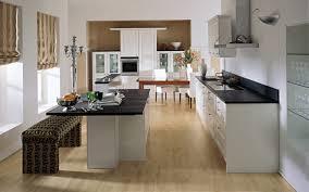 cuisine avec presqu ile cuisines leicht guérande loire atlantique 44 le bihen cuisine