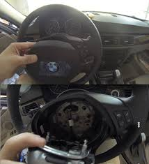 2006 bmw 330i airbag light bmw airbag and steering wheel removal 3 series e90