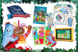 win night garden goodies
