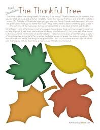 Thankful Tree Craft For Kids - best 25 printable leaves ideas on pinterest leaf template