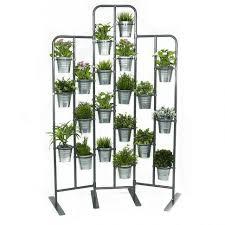 plant stand vertical pot plant holder multiple garden2 creative
