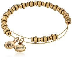 bangle bracelet beads images Alex and ani bangle bar rafaelian gold tone nile jpg