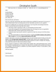 Sales Cover Letter Example Cover Letter Without Address Gallery Cover Letter Ideas