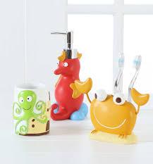 Lighthouse Bathroom Accessories 7 Ways To Use Kids Bathroom Decor Bathroom Designs Ideas