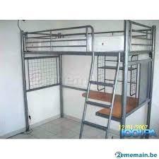 lit mezzanine avec bureau but lit sureleve avec bureau salv co