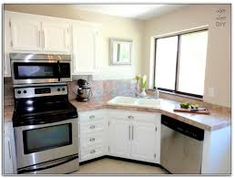 Grey Kitchen Grey Kitchen Cabinets Timber Photo Frame Wall Varnished Wood Table