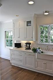 william adams design stunning kitchen design with creamy white