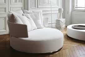 rund sofa rundsofa design tiefe sitzfläche bequem komfortabel einrichten