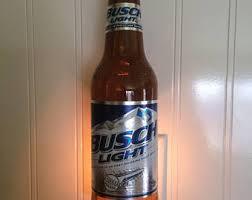busch light aluminum bottles busch light etsy