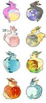 best 25 eevee evolutions ideas on pinterest pokemon eevee