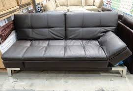 Futon Or Sleeper Sofa Leather Futon Costco Sleeper Sofa Capricornradio