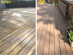 new jersey deck refinishing professionals clean lines painting