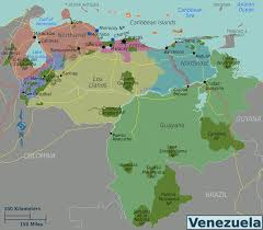 Map Of Caribbean Islands And South America by Map Venezuela Venezuela Bonita Pinterest Venezuela