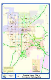 Nevada County Map Streets U0026 Highways Rtc