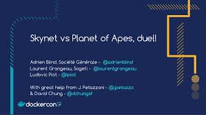 Planet Of The Blind Skynet Vs Planet Of The Apes Duel