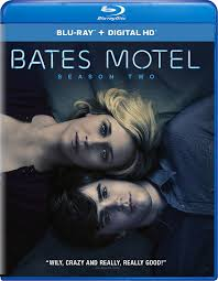 amazon com bates motel season 2 blu ray vera farmiga freddie