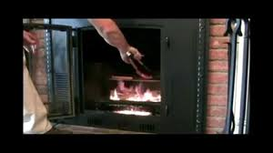 obadiah u0027s fireplace conversion system dutch oven u0026 grill youtube