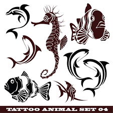 tattoo designs on your favorite part get the trendy dolphin