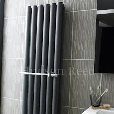 Small Heated Towel Rails For Bathrooms Reed Chrome Towel Rail For Revive Radiator