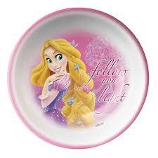disney princess rapunzel cereal bowl sale rapunzel zak