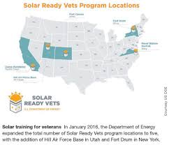 Map Of Camp Pendleton The State Of The Solar Industry Solarpro Magazine