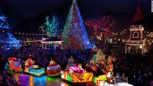 7 best places to see lights in the usa cnn travel