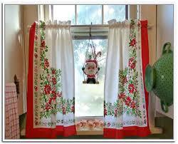 Kitchen Curtains At Walmart 100 Walmart Christmas Kitchen Curtains The Pioneer Woman