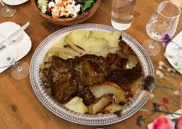 cuisiner des oignons cuisine maison d autrefois comme grand mère recette de foie veau