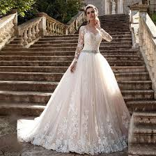 chagne wedding dress how lace sleeve dress wedding is going to change your