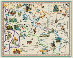 Sheridan Wyoming Map Wyoming Road Trips Distillery Tour