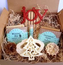 christmas soap gift set soap gift basket holiday gift idea