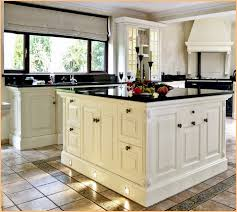 Antique White Kitchen Cabinets by Picture Of Antique White Kitchen Cabinets With Granite Countertops
