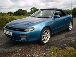 toyota celica convertible for sale uk toyota celica convertible 2 0 auto sold 1993 on car and